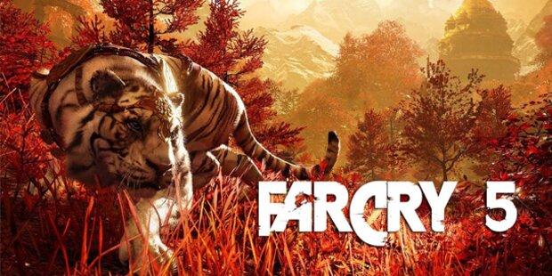 Far Cry 5 bricht Verkaufsrekorde