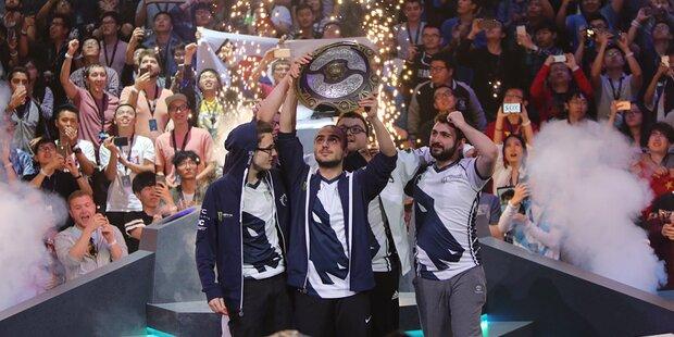 Team Liquid erobert eSport Thron