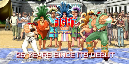 Ultra Street Fighter 2 - Trailer