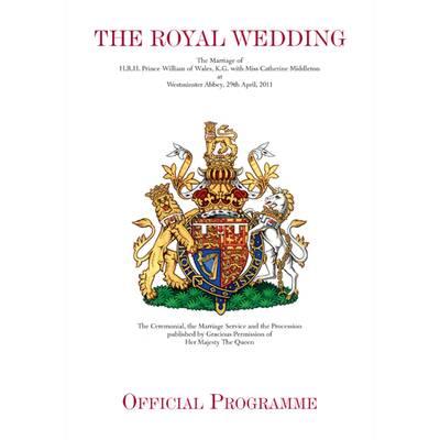 Kate & William: Das Hochzeitsprogramm