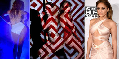 So sexy waren die American Music Awards 2014