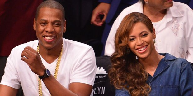 Beyoncé & Jay Z strahlen trotz Prügelskandal