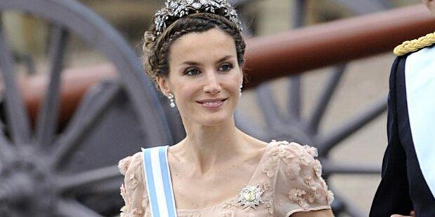 Letizia: Rettet sie die Monarchie?