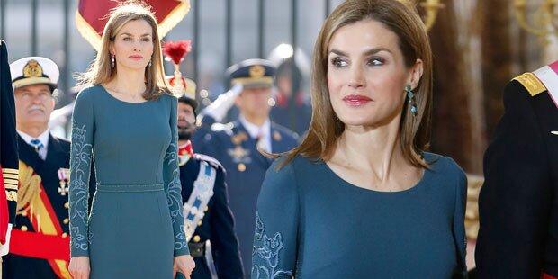 Letizia ist die Glamour-Queen