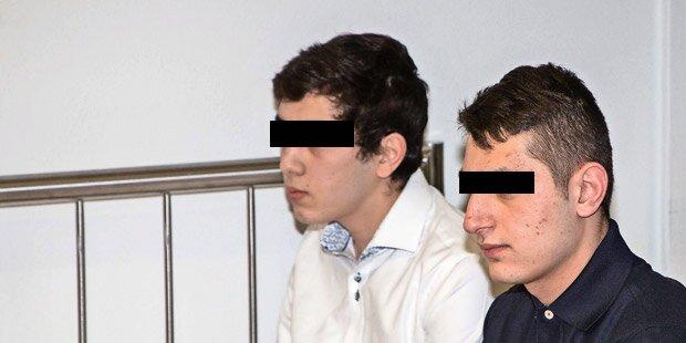 Teenie-Bande terrorisierte Mozartstadt