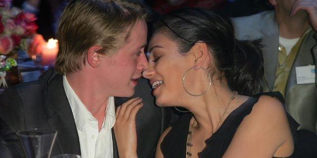 Macaulay Culkin & Mila Kunis getrennt