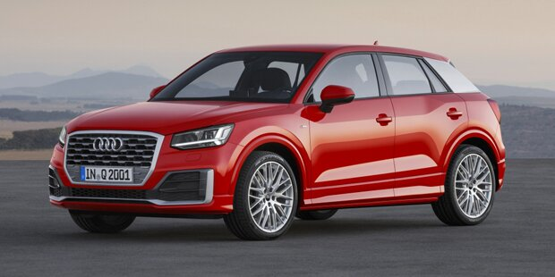 Audi Q2: Alle Infos vom kleinen SUV