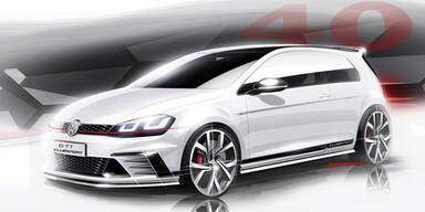VW bringt den Golf GTI Clubsport
