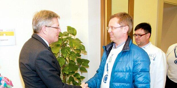 Verhandlungen zwischen Ärzten und Land geplatzt