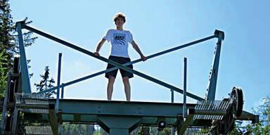 Kevin Pobatschnig Skigebiet selber bauen