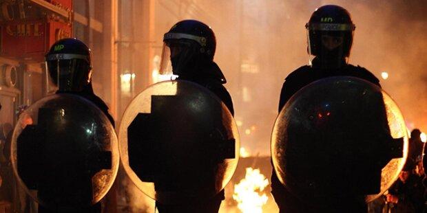 Réunion: Jugendliche rasten aus