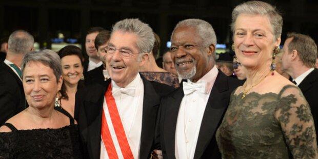 Kofi Annan: Ball