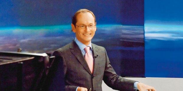ZiB: Gerald Groß nimmt vom ORF Abschied
