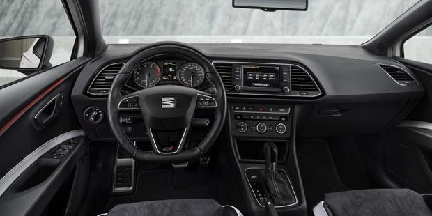 So fährt sich der Seat Leon ST Cupra