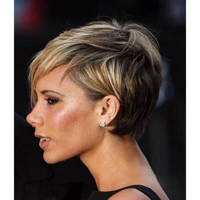 Kurz übergangsfrisur zu lang von Haare Wachsen