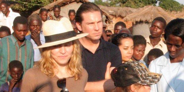 Madonna scheitert mit Schulprojekt in Malawi