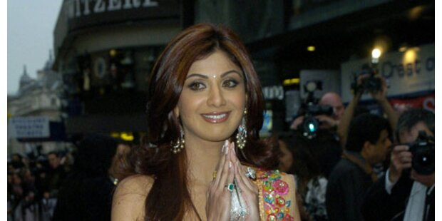 Bollywood-Star Shilpa Shetty ist neues Bond-Girl