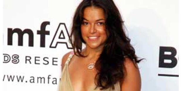 Häfen-Star Michelle Rodriguez vorzeitig frei
