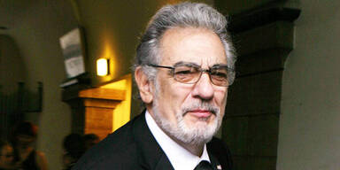 Placido Domingo fuhr in Salzburgs Fußgängerzone