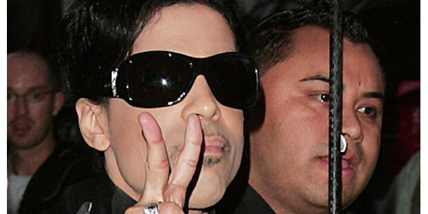 Prince: Erstes Mal in der Oper!