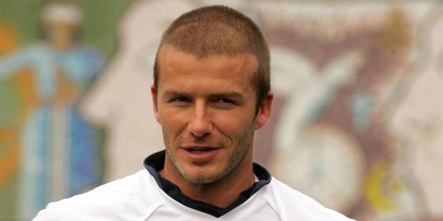 David Beckham am 17. August 2007 in New York