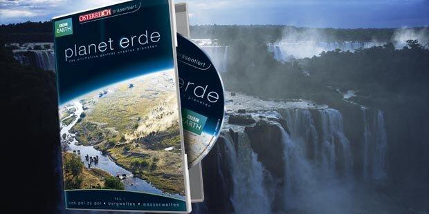 ÖSTERREICH-DVD: Unser Planet Erde