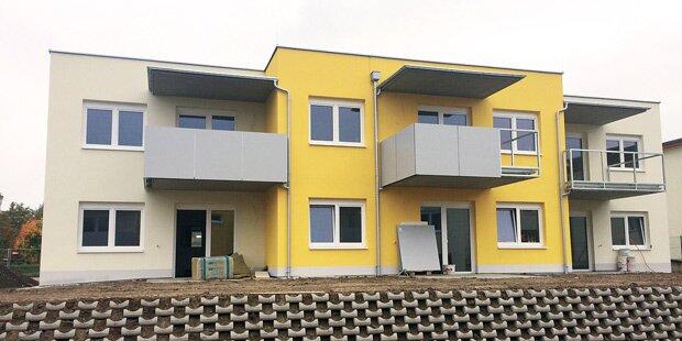 In Seefeld entstehen 17 freie Wohnungen