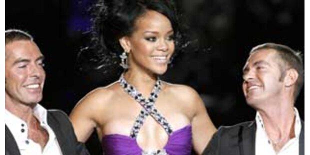 Rihanna kommt für 400.000 Dollar in die Alpen