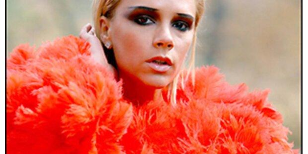 Victoria Beckham ist Fashionista2007