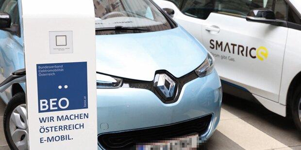 Ausbau von Netz der E-Auto-Verkäufer wird forciert