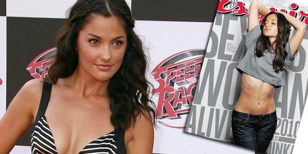 Minka Kelly ist Sexiest Woman Alive 2010