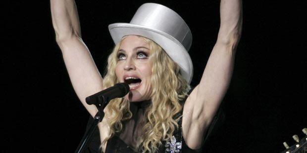 Madonna startet Fitnessstudio-Kette
