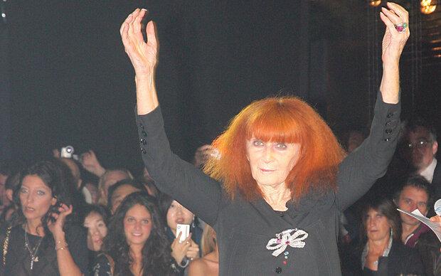 Sonia Rykiel mit 86 Jahren gestorben