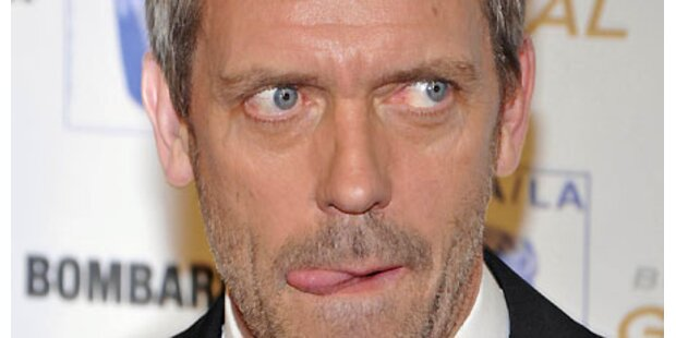 Hugh Laurie: Aus für
