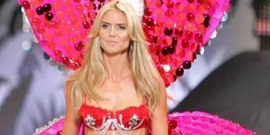 Heidi Klum für Victoria's Secret