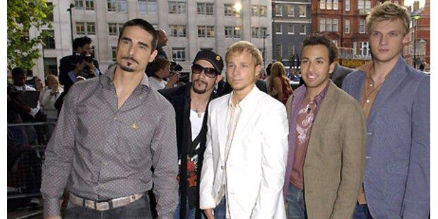 Backstreet Boys starten großes Comeback