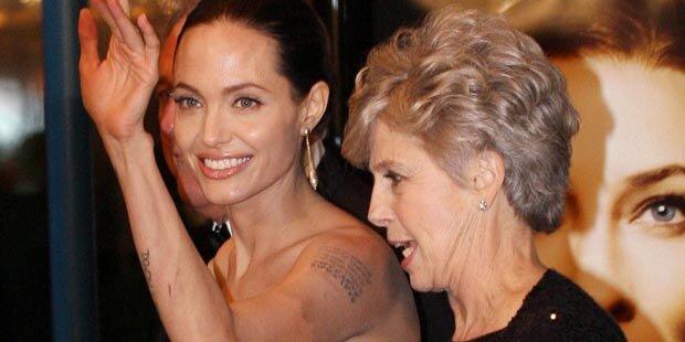 Brangelina: Jetzt zieht Pitts Mama ein