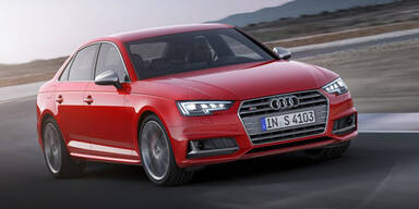 Alle Infos vom neuen Audi S4 (Avant)