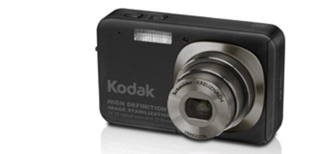 HD-Digicam für mehr Spaß am Fotografieren