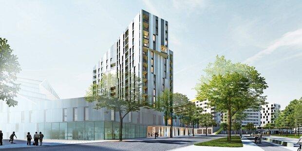 European Property Award für Aspern-Bau