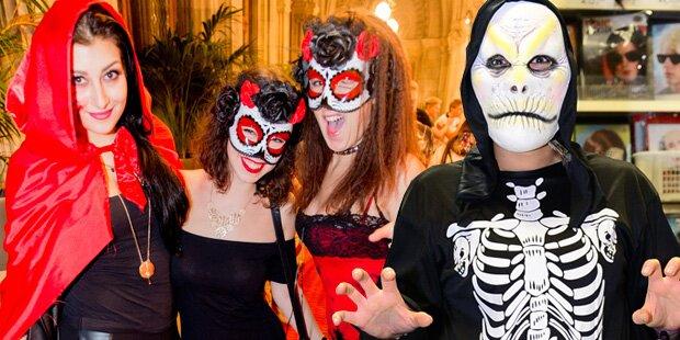 Halloween: Grusel-Fest bringt 42 Millionen Euro