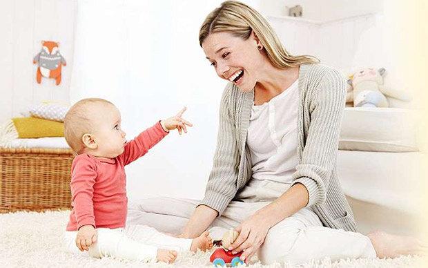 Signale deuten: Was will mir mein Baby sagen?