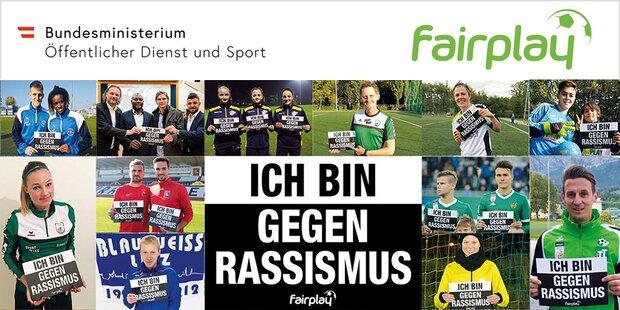 Gegen Diskriminierung im Sport