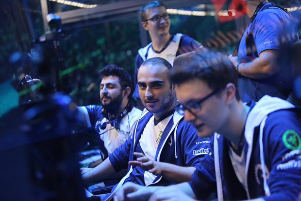 Team Liquid siegt bei eSport Thron