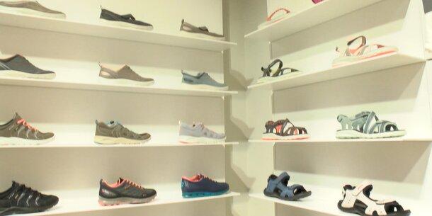 Ecco Schuhe: Trendige Shoperöffnung in Wien