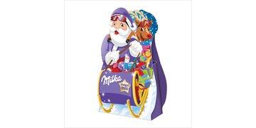 Gewinne eines von drei Milka Packages