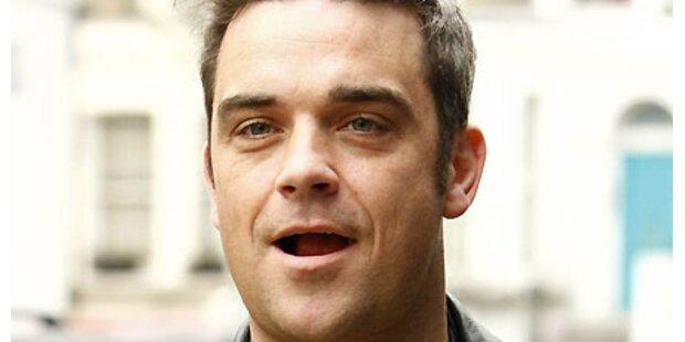 So hört sich der neue Robbie Williams an