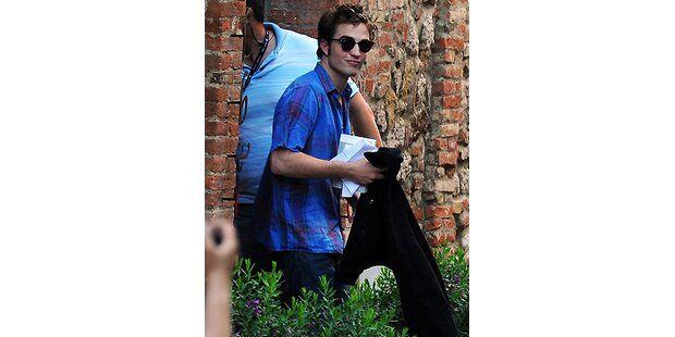 Robert Pattinson: Arbeit macht ihn krank