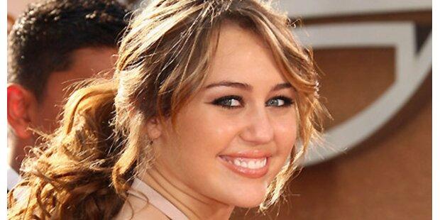 Das ist Miley Cyrus