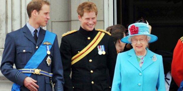 William & Harry: So ist Queen wirklich
